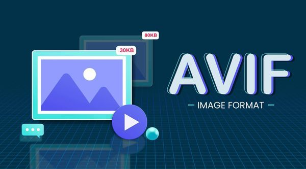 How to optimize images to the new AVIF format
