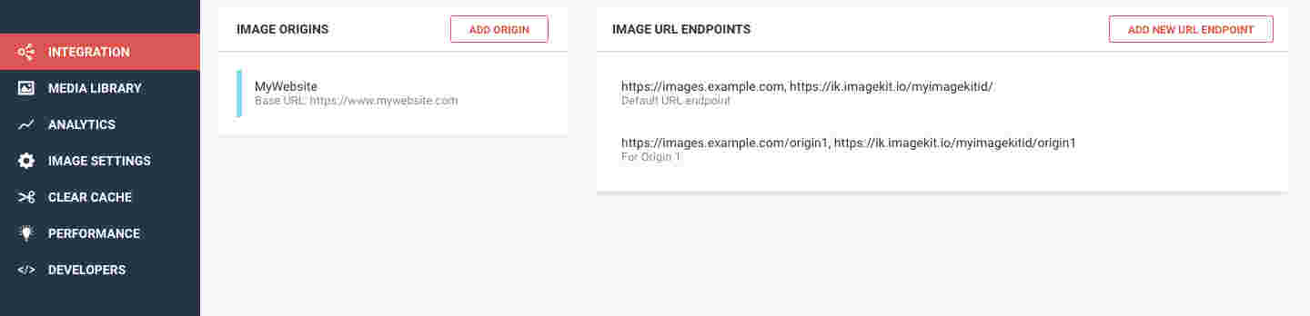 image result for custom domain integration